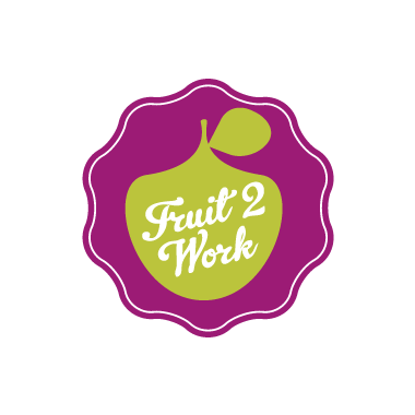 fruit delivery service logo